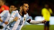 Messi lập hat-trick, Argentina chính thức giành vé dự World Cup 2018