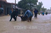 Thanh Hóa: 11 người chết và mất tích do mưa lũ