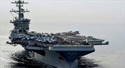 Siêu tàu sân bay Mỹ sẽ lại áp sát Bán đảo Triều Tiên?