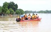 Bí thư Thành ủy Hà Nội thị sát phòng chống mưa lũ tại huyện Chương Mỹ