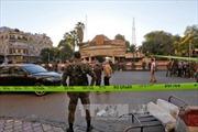 Các phe tham chiến Syria nhất trí ngừng bắn ở phía Nam Damascus