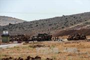 Đoàn xe đầu tiên của quân đội Thổ Nhĩ Kỳ đến Syria