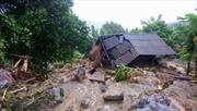 Tập trung ổn định đời sống người dân sau mưa lũ tại Đà Bắc, Hòa Bình