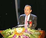 Phó Thủ tướng Trương Hòa Bình: Văn hóa doanh nghiệp là linh hồn của thương hiệu