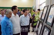 Kỷ niệm Ngày Phụ nữ Việt Nam 20/10: Triển lãm 'Mẹ và Anh hùng của dân tộc anh hùng'
