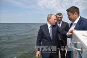 Giới khoa học cảnh báo hệ sinh thái hồ Baikal đang nguy cấp