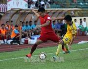 V.League 2017: Sông Lam Nghệ An thua Hải Phòng 2 - 3