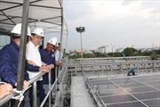Thúc tiến độ nhà máy xử lý nước thải Tham Lương - Bến Cát