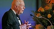 Cựu Tổng thống Mỹ Jimmy Carter sẵn sàng tới Triều Tiên đàm phán
