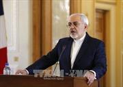 Iran trao công hàm phản đối quan điểm chống Iran của Tổng thống Mỹ