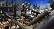 Thực hư việc 'vũ khí NATO' được tìm thấy tại kho dự trữ của IS tại Syria
