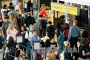 Mỹ bắt đầu thực hiện quy định mới về an ninh hàng không