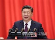 Đại hội XIX Đảng Cộng sản Trung Quốc: Tổng Bí thư Tập Cận Bình gặp mặt báo giới