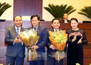 Quốc hội phê chuẩn bổ nhiệm Tổng Thanh tra Chính phủ và Bộ trưởng Bộ Giao thông Vận tải mới