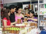 Hội chợ triển lãm quận Tân Phú trưng bày 120 gian hàng