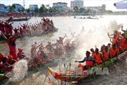 Bảo tồn, phát huy nét văn hóa đặc sắc trong Lễ hội Ok Om Bok - Đua ghe Ngo