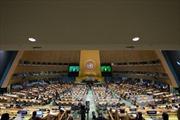 Liên hợp quốc thông qua nghị quyết phản đối vũ khí hạt nhân