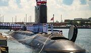 Mỹ hạ thủy tàu ngầm tàng hình tối tân nhất
