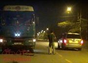 Va chạm giao thông, hai nhóm rượt đuổi đánh nhau náo loạn