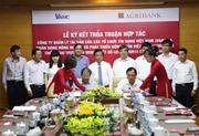 Agribank và VAMC ký kết thỏa thuận hợp tác về xử lý nợ xấu