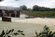 Bảo đảm an toàn công trình thủy lợi trước ảnh hưởng của áp thấp nhiệt đới