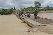 Liên tiếp xảy ra tai nạn tại cầu ông Thiều, Lâm Đồng