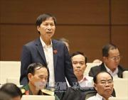Đại biểu Quốc hội băn khoăn việc 'nhập vào - tách ra' của bộ máy hành chính