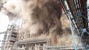 Nổ nhà máy điện, hàng trăm người Ấn Độ thương vong