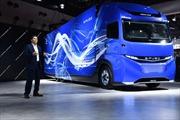 FUSO ra mắt thương hiệu xe điện E-FUSO