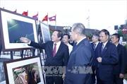Triển lãm sách, ảnh, báo chí Việt Nam - Lào qua góc nhìn báo chí