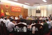 Ứng phó với bão số 12: Bình Thuận sẵn sàng xử lý các tình huống