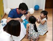 Độ tuổi 'vàng' cho trẻ học ngoại ngữ