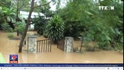 Mưa lớn kéo dài, nhiều xã vùng trũng của Đà Nẵng bị cô lập