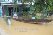 Đà Nẵng: Hơn 4.000 nhà dân ở huyện Hòa Vang bị ngập do mưa lũ