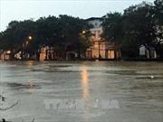 Ngập lụt diện rộng tại Thừa Thiên - Huế, nhiều tuyến giao thông bị chia cắt