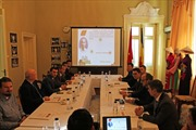 Hội thảo và triển lãm ảnh về Chủ tịch Hồ Chí Minh ở Romania