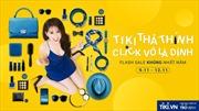 Tiki chính thức ra mắt chương trình 'Tiki thả thính - Click vô là dính'