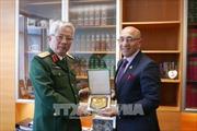 Tăng cường hợp tác quốc phòng Việt Nam - New Zealand