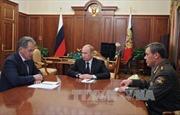 Nga khẳng định tăng cường tiềm lực quân sự