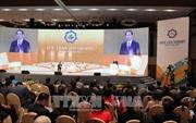 Chủ tịch nước Trần Đại Quang: Cộng đồng doanh nghiệp APEC tạo động lực mới cho tăng trưởng khu vực