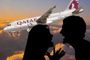 Máy bay hạ cánh khẩn vì nữ hành khách phát hiện… chồng ngoại tình