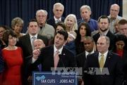 Ủy ban Hạ viện Mỹ thông qua dự luật cải cách thuế