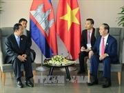 APEC 2017: Củng cố sâu sắc hợp tác song phương Việt Nam - Campuchia