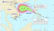 Trong 48 đến 60 giờ tới, bão số 13 tiếp tục suy yếu thành vùng áp thấp