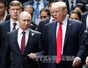 Tổng thống Mỹ khẳng định vai trò của Nga trong giải quyết các vấn đề quốc tế