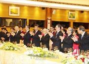 Chiêu đãi trọng thể chào mừng Tổng Bí thư, Chủ tịch Trung Quốc Tập Cận Bình