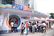 530 doanh nghiệp bán lẻ trực tuyến tham gia Online Friday 2017