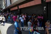 Lạm phát Venezuela lần đầu vọt lên 4 con số