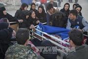 Israel đề nghị hỗ trợ nạn nhân trận động đất ở biên giới Iran-Iraq