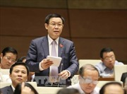 Phó Thủ tướng Vương Đình Huệ: Chính phủ nói không với xin tăng trần nợ công